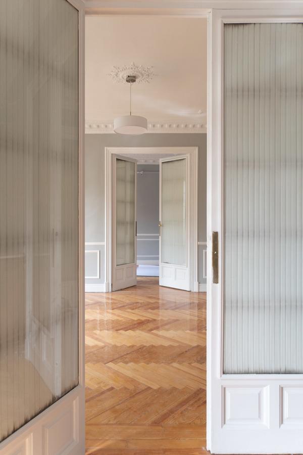 Interior parquet
