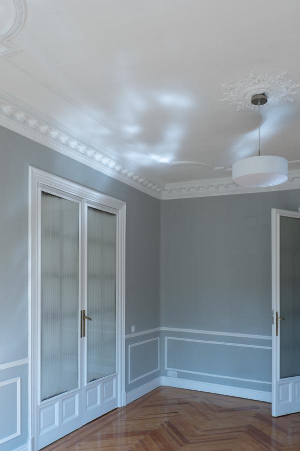 Interior pintura