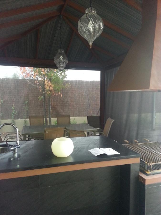 Interior porche 3