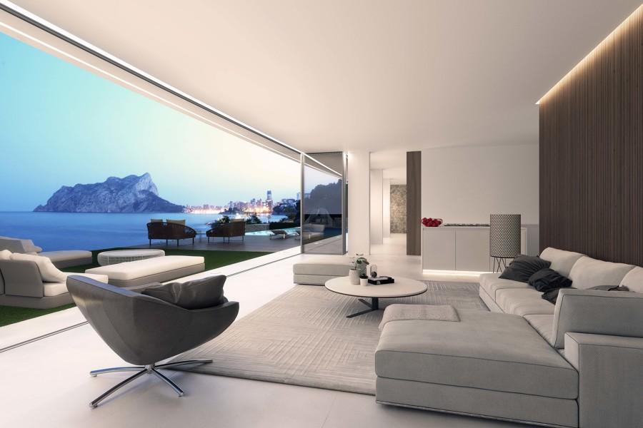 Interior - Salón - Terrazas