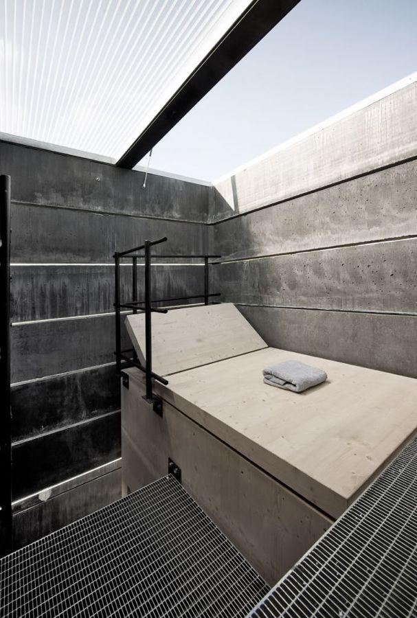 Interior-sauna-con-forma-de-escultura
