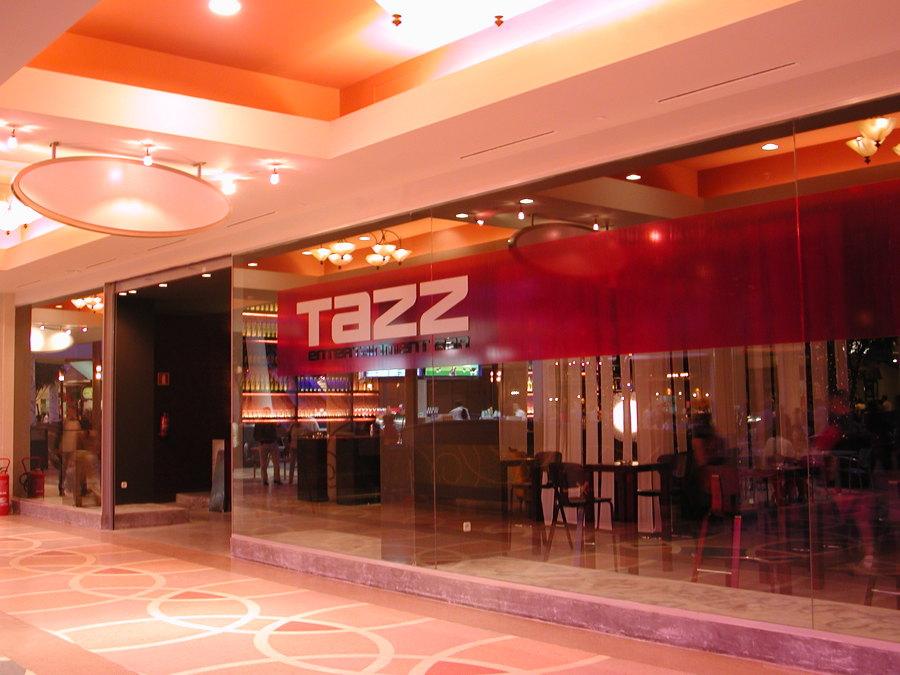 Interior Tazz