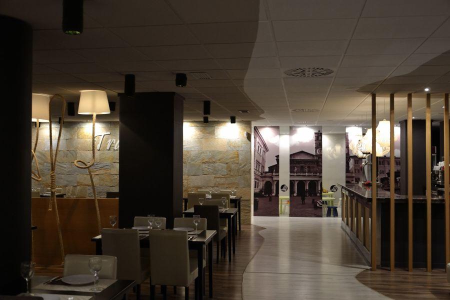 Interior Trastevere