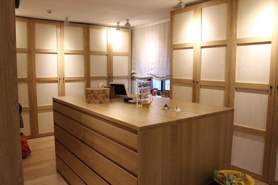 Interior vestidor - Finca El Oliva