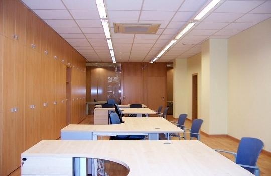 Proyecto de reforma y actividad para asesoria ideas - Empresas constructoras valencia ...