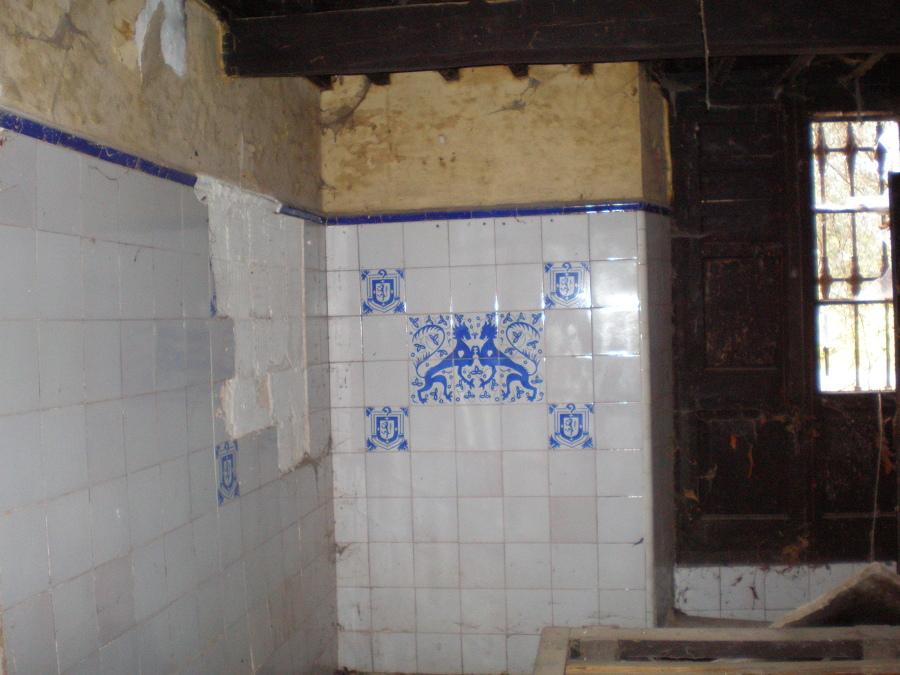 INTERIORES DE LA CASA DEL CUARTON