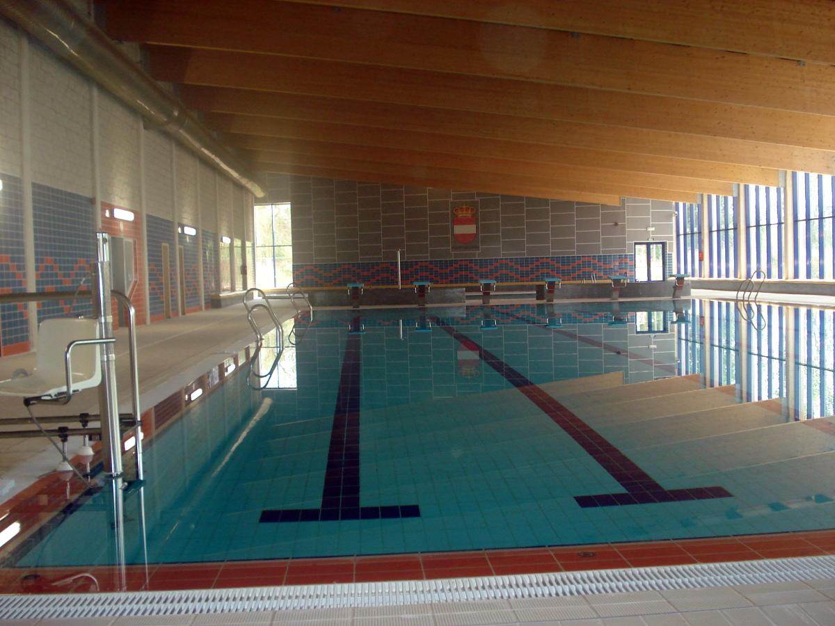 interiores piscina
