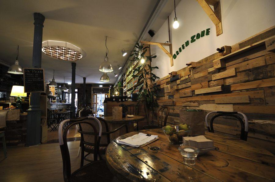 Interiorismo Cafetería