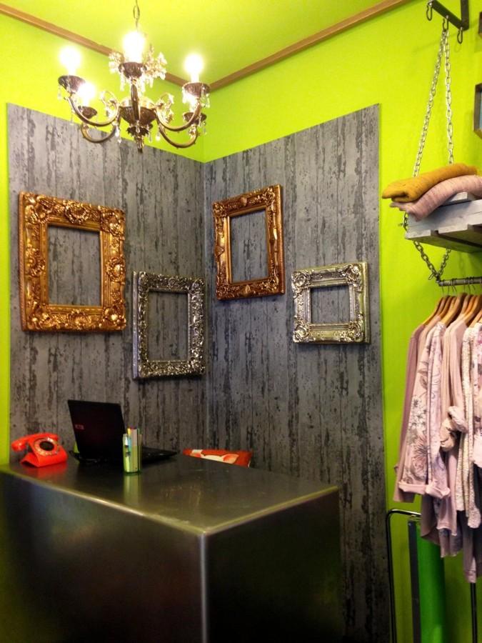 C mo decorar una tienda estilo urban industrial chic en for Decoracion de almacenes de ropa