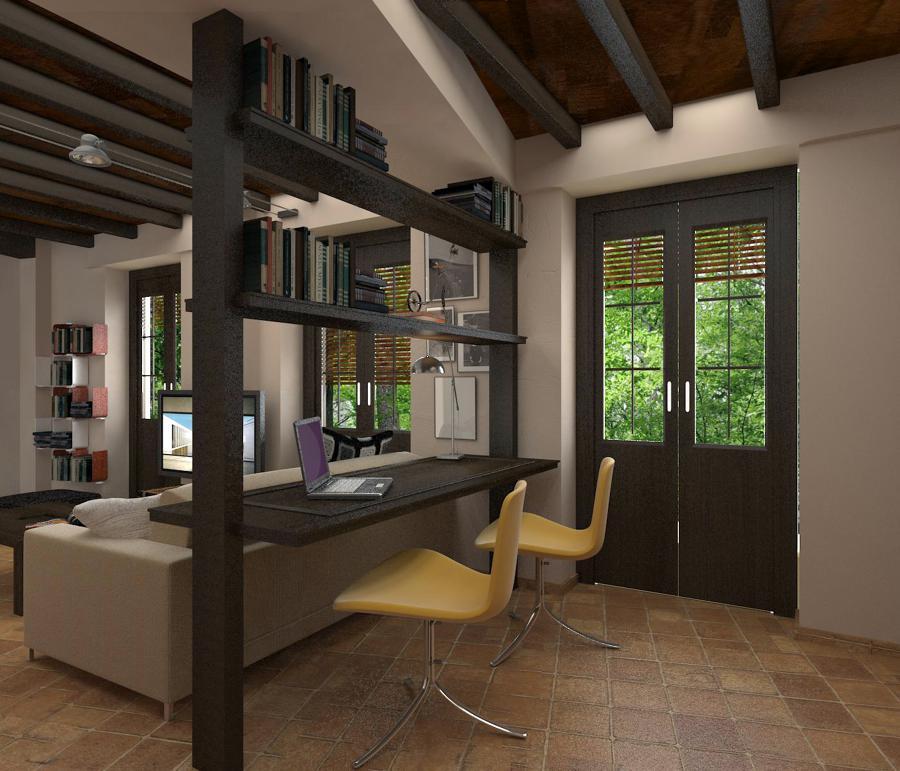 Reforma de apartamento en el casco antiguo de granada for Granada interiorismo y decoracion