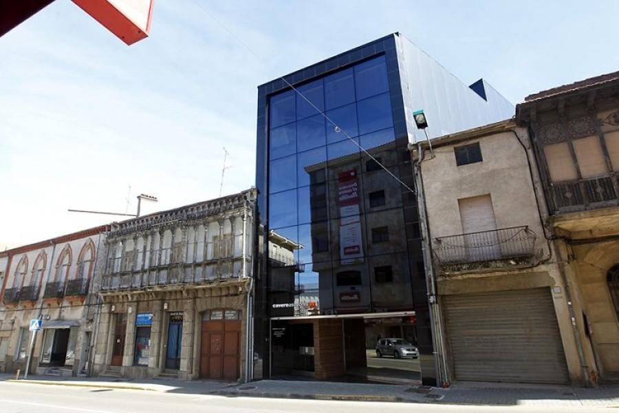 Interiorismo y reformas de oficinas en Salamanca, Cavere Asesores