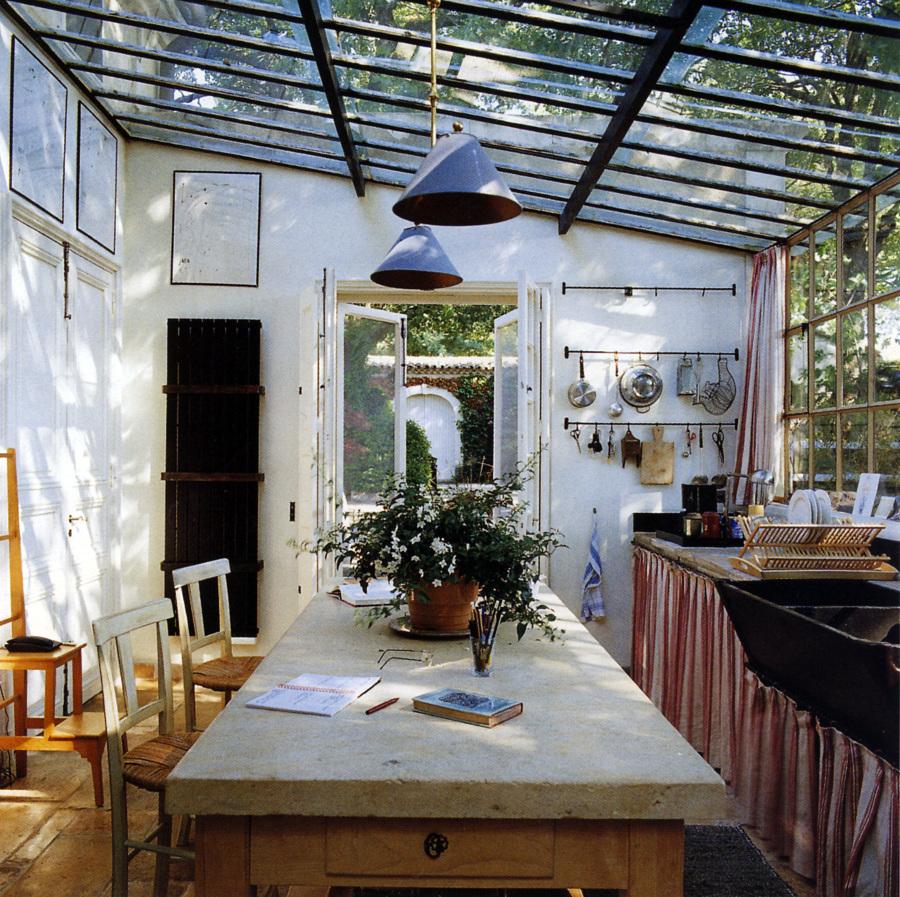 Construye un invernadero en casa sin renunciar al dise o - Invernadero para casa ...