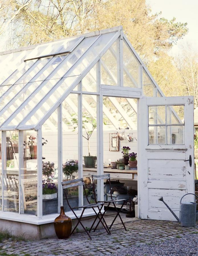 Construye un invernadero en casa sin renunciar al dise o Diseno de invernaderos pdf