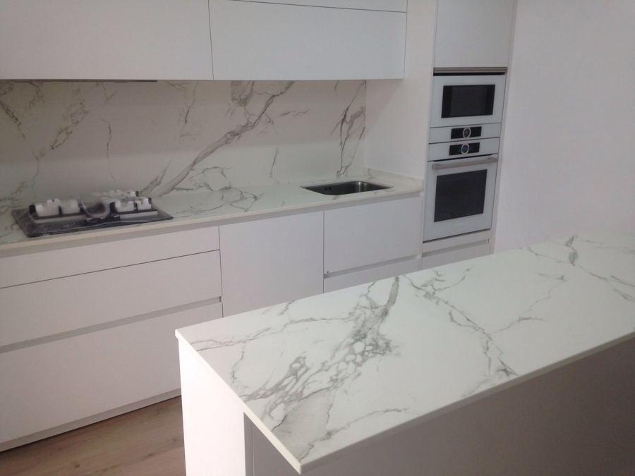 Ideas y Fotos de Muebles Cocina Blanco en Granada para Inspirarte ...