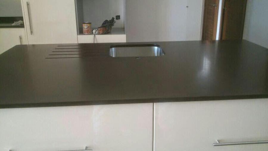 Foto isla cocina con fregadero de pro eco stone 647808 Isla cocina segunda mano