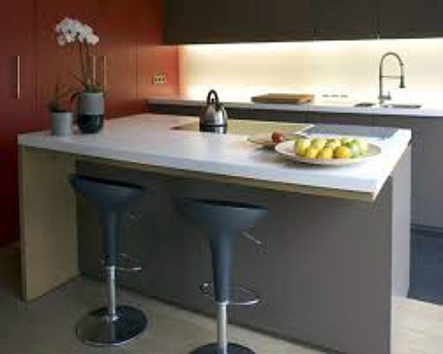 Cocinas ideas reformas cocinas for Taburetes altos para cocina