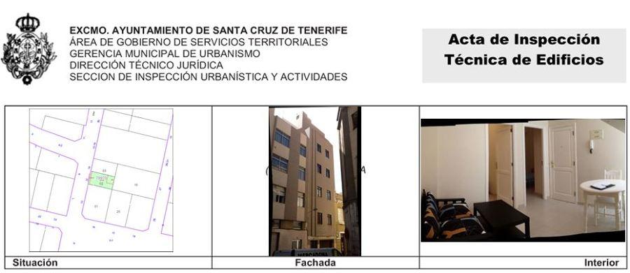 ITE de edificio residencial más bajo comercial sito en San Juan Bautista 12