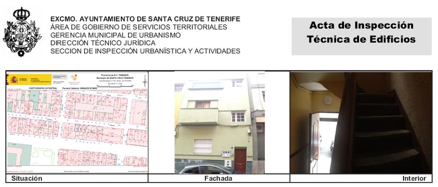 ITE de edificio residencial sito en General Serrano 31