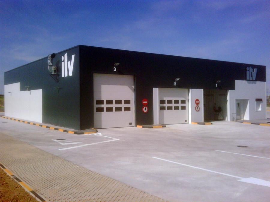 Itv alcorc n ideas construcci n naves industriales for Piscina cubierta alcorcon