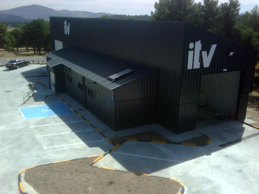 ITV Las Navas del Marques