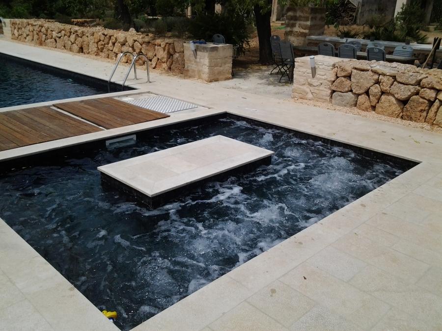 Construcci n de piscina en santa maria ideas for Construccion de piscinas merida