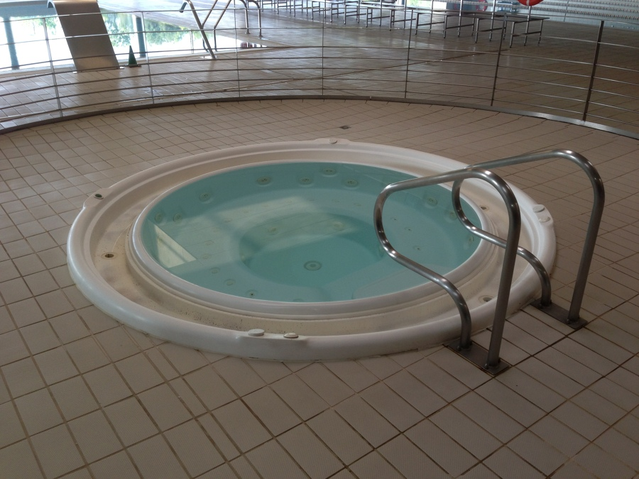 Jacuzzi inicial