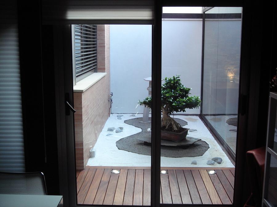 Spa y of ro japones ideas reformas viviendas - Jardin japones interior ...