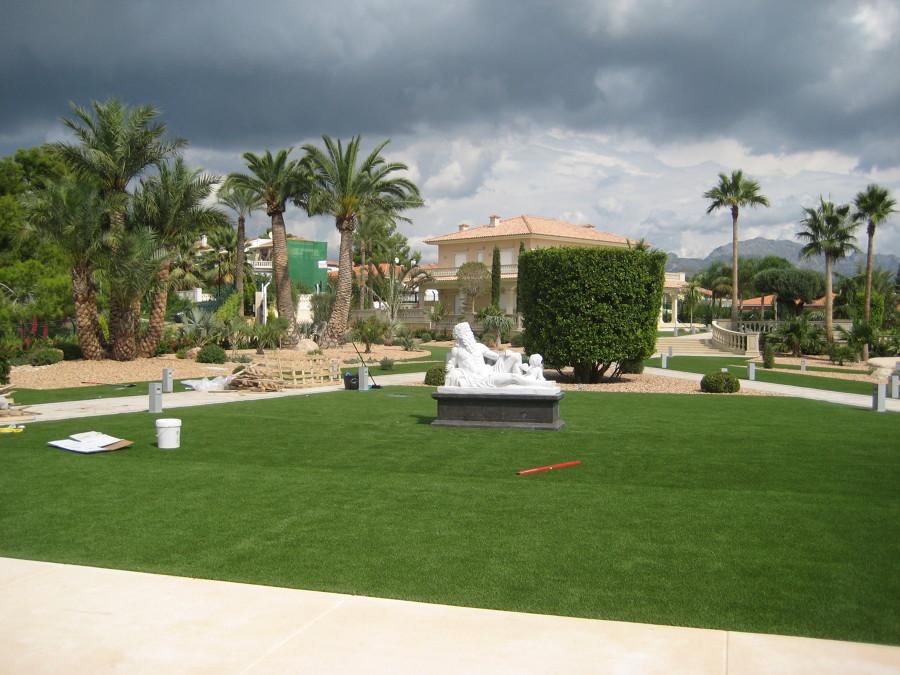 Jardin Neptuno- La Nucia (Benidorm)