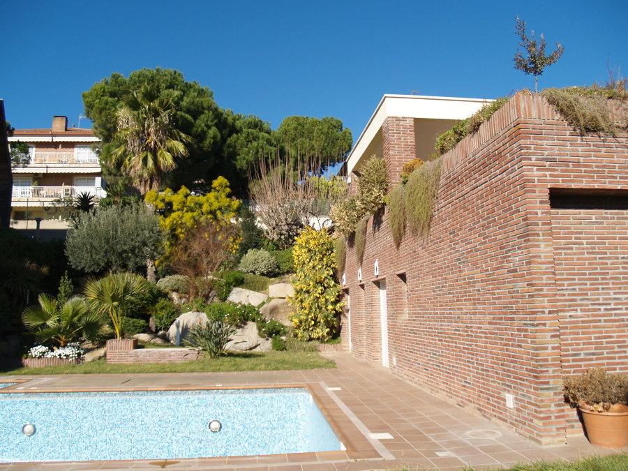 Jardín original