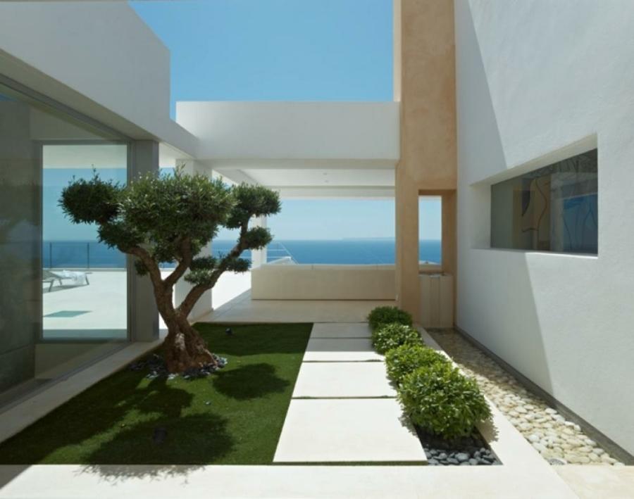 jardin playa