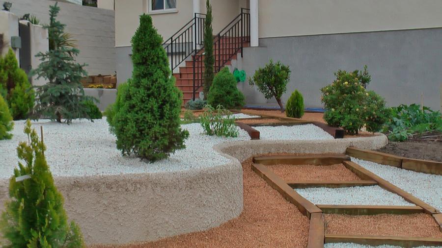 jardin tipo japonés