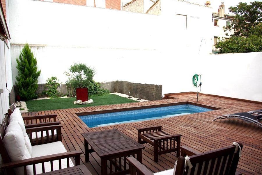 Jardín Vivienda 2