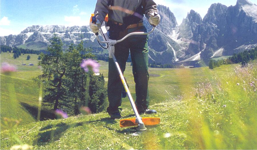 Ideas para maquinaria en nuestro jard n ideas jardineros - Maquinaria de jardin ...