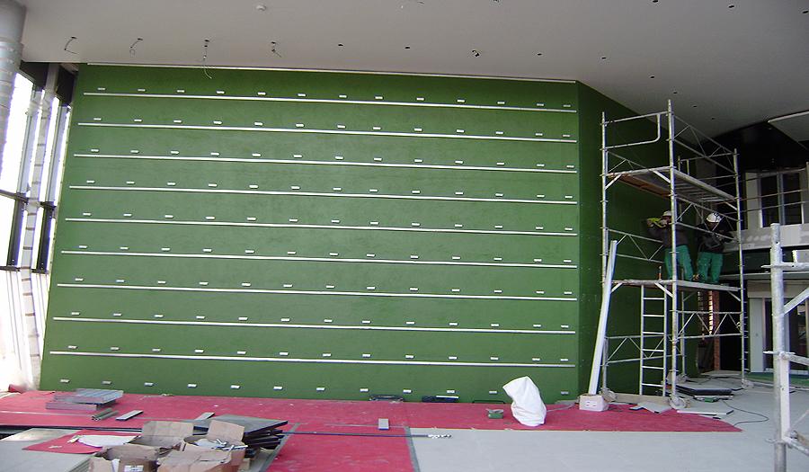 Jardin vertical ideas construcci n muros for Jardines verticales construccion