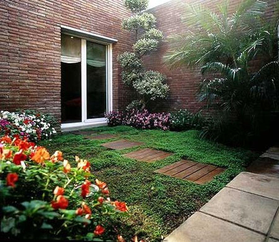Consejos para el dise o de jardines peque os parte 1 - Diseno de jardines pequenos para casas ...