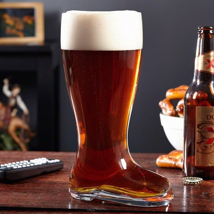 jarra bota cerveza