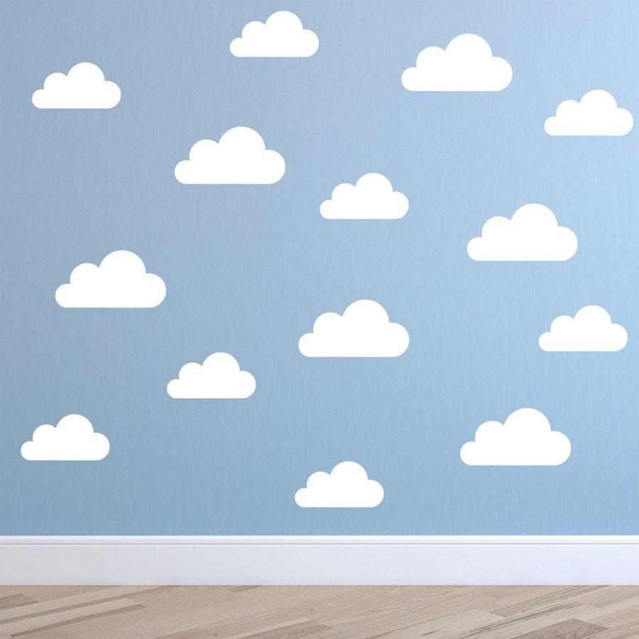 Videoconsejo c mo pintar nubes en una pared ideas - Papel en la pared ...