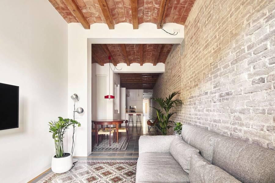 27 metros de sinceridad constructiva ideas arquitectos - Interni arquitectos ...