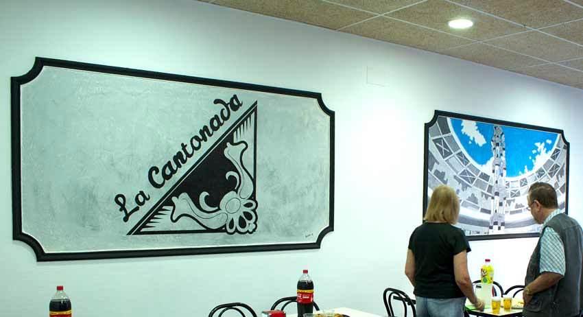 Bar restaurant la cantonada ideas decoradores - Decoradores de bares ...