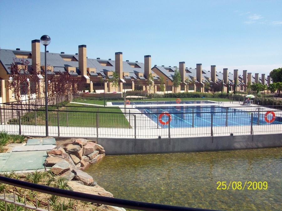 Foto la finca construcci n de 152 viviendas - Construccion viviendas unifamiliares ...