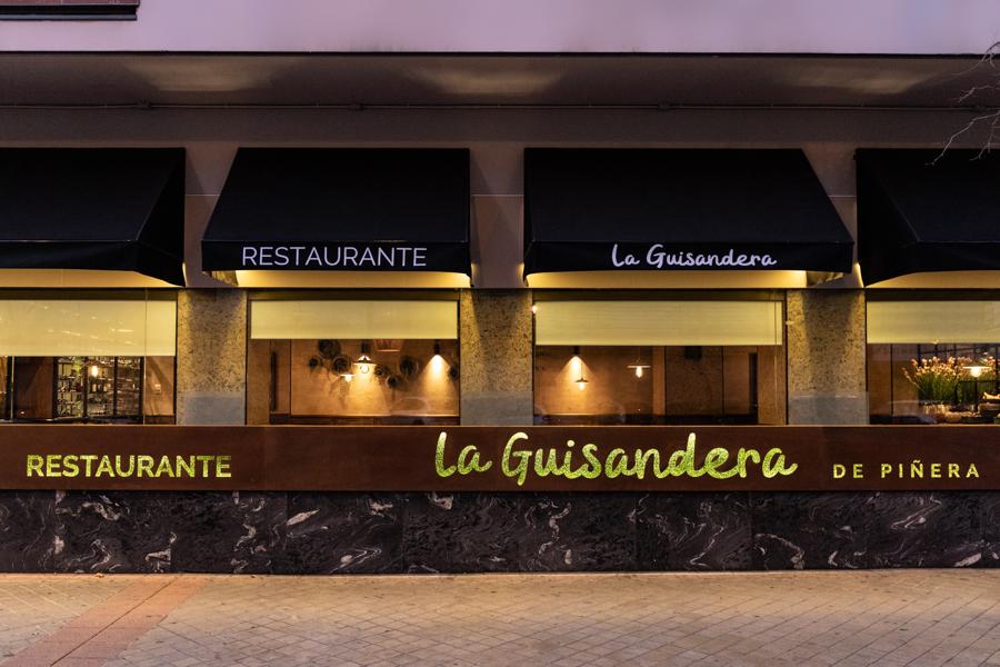 La Guisandera - RESTAURANTE