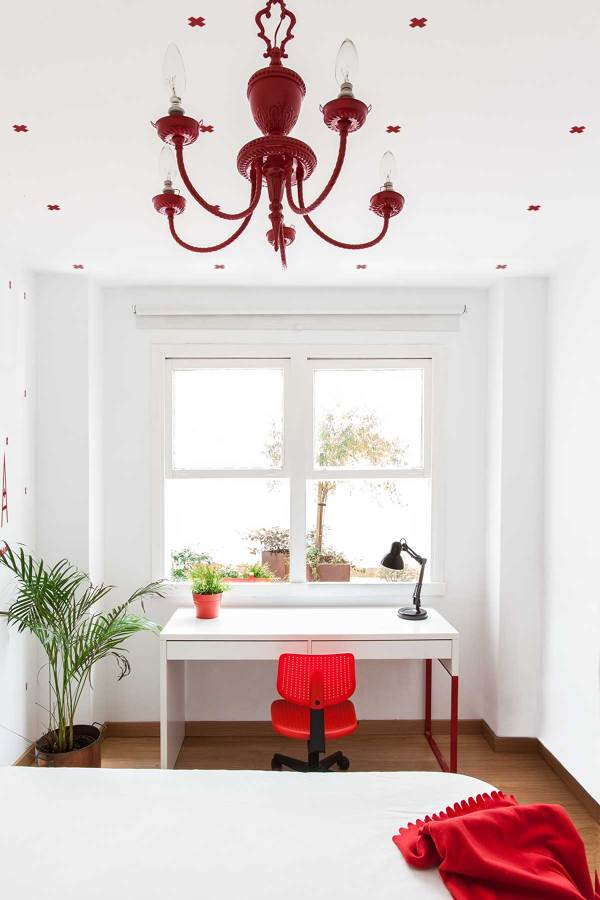 La habitación roja