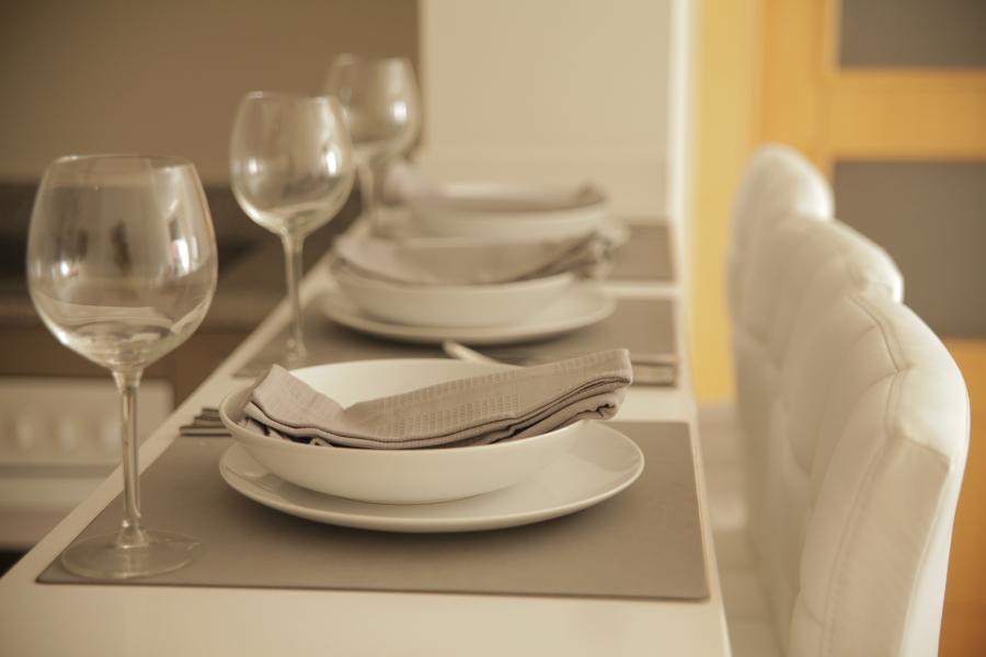 La mesa está servida