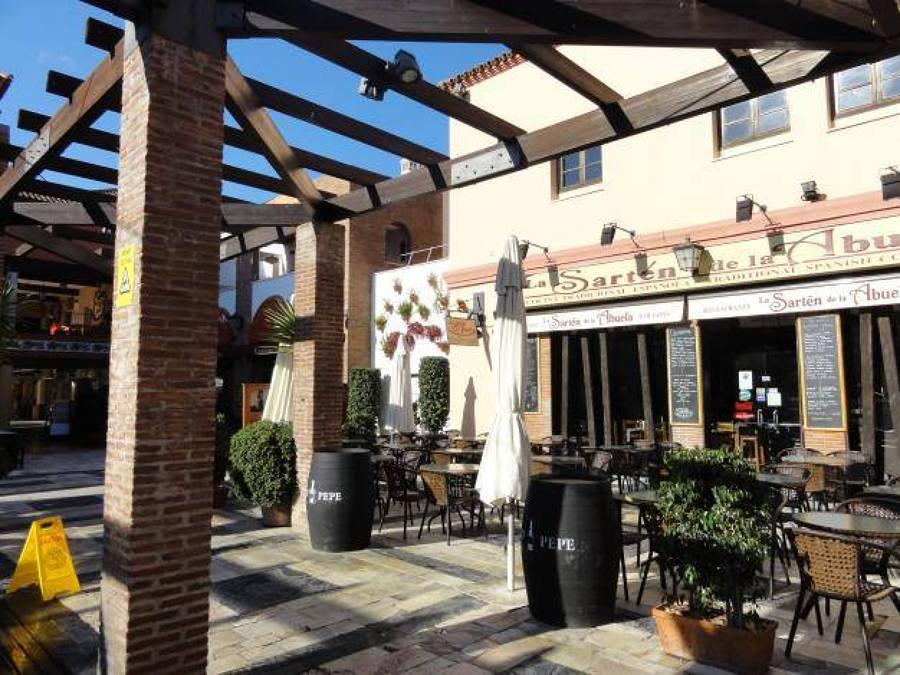 Proyecto de actividad para local destinado a bar con for Cocinas malaga precios