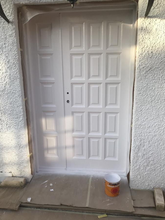 Laca puerta
