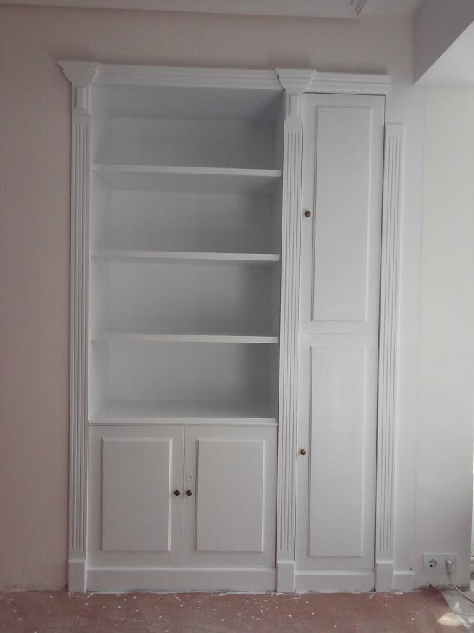 Lacado de armario empotrado