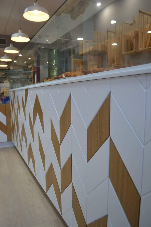 Lacado de cafeteria en Alicante