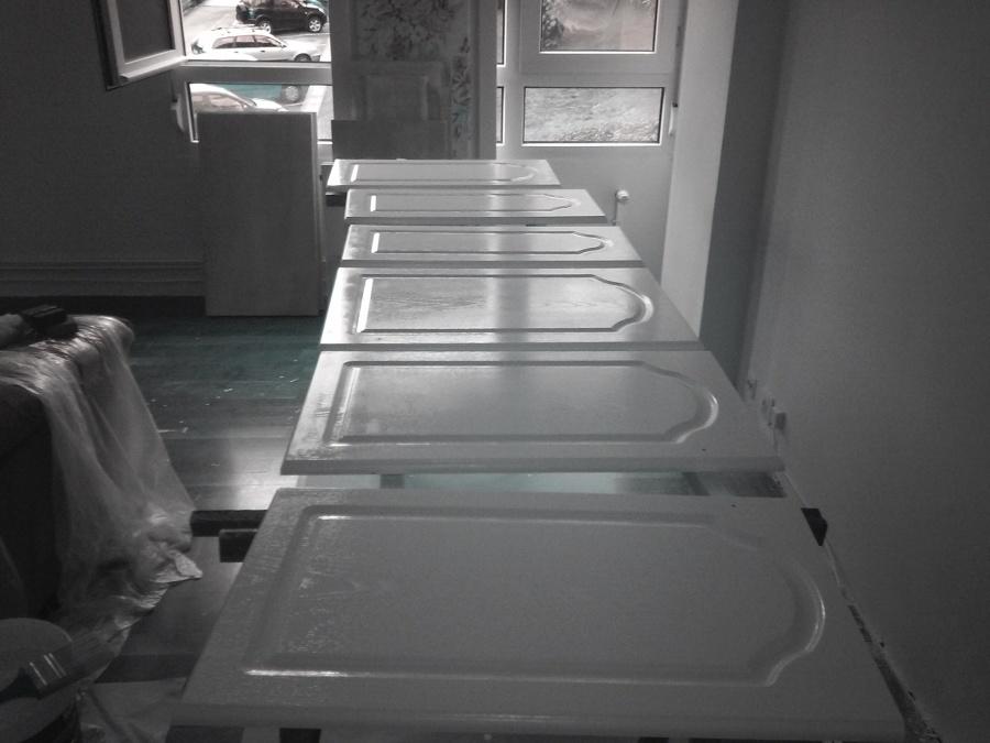 Lacado de cocina