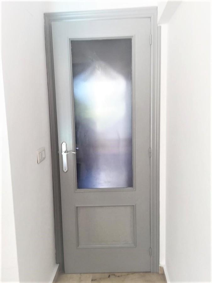 Lacado de puertas