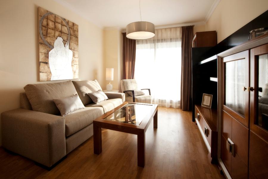 Foto amueblamiento integral pisos grupo prasa l 39 estilo - Estilos de interiorismo ...
